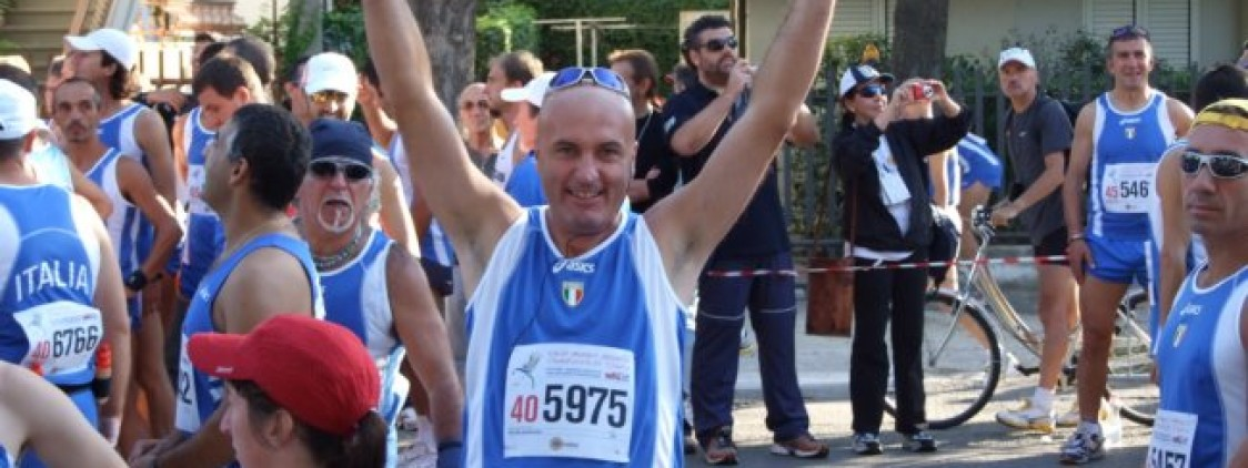 World Masters Athletics Riccione (Maratona)
