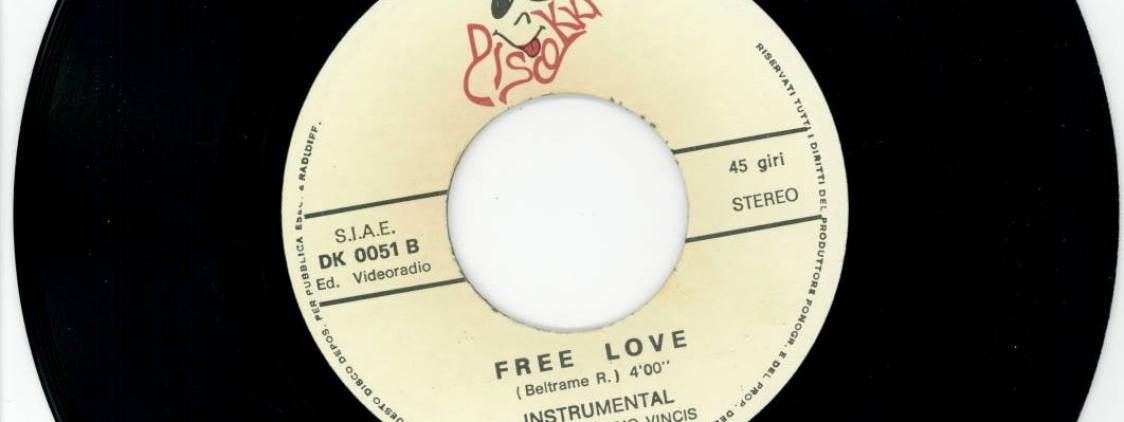 Alex P.I. – Free Love