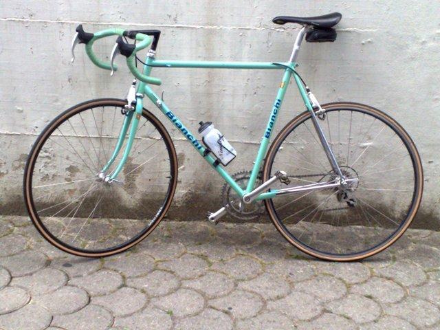 Foto Bici Da Corsa Bianchi Amarillo